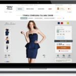 создание сайта интернет магазин одежды